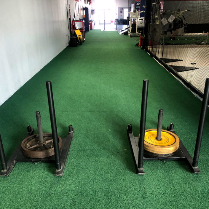 Turf Area & Weight Sleds