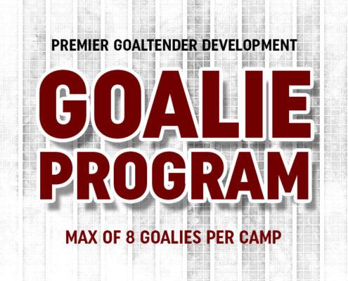 Goalie Program