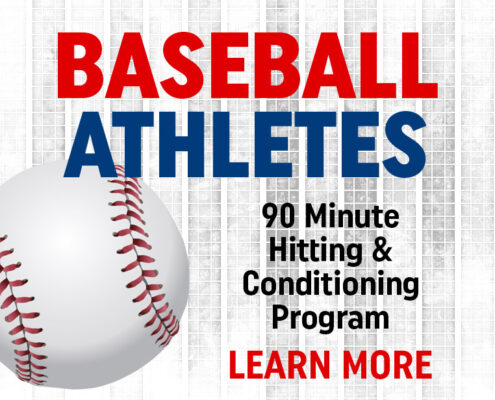 Baseball Hitting Program